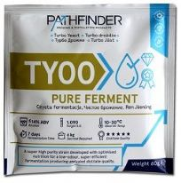 Pathfinder Yeast TY00 Ultra Pure Turbo Yeast